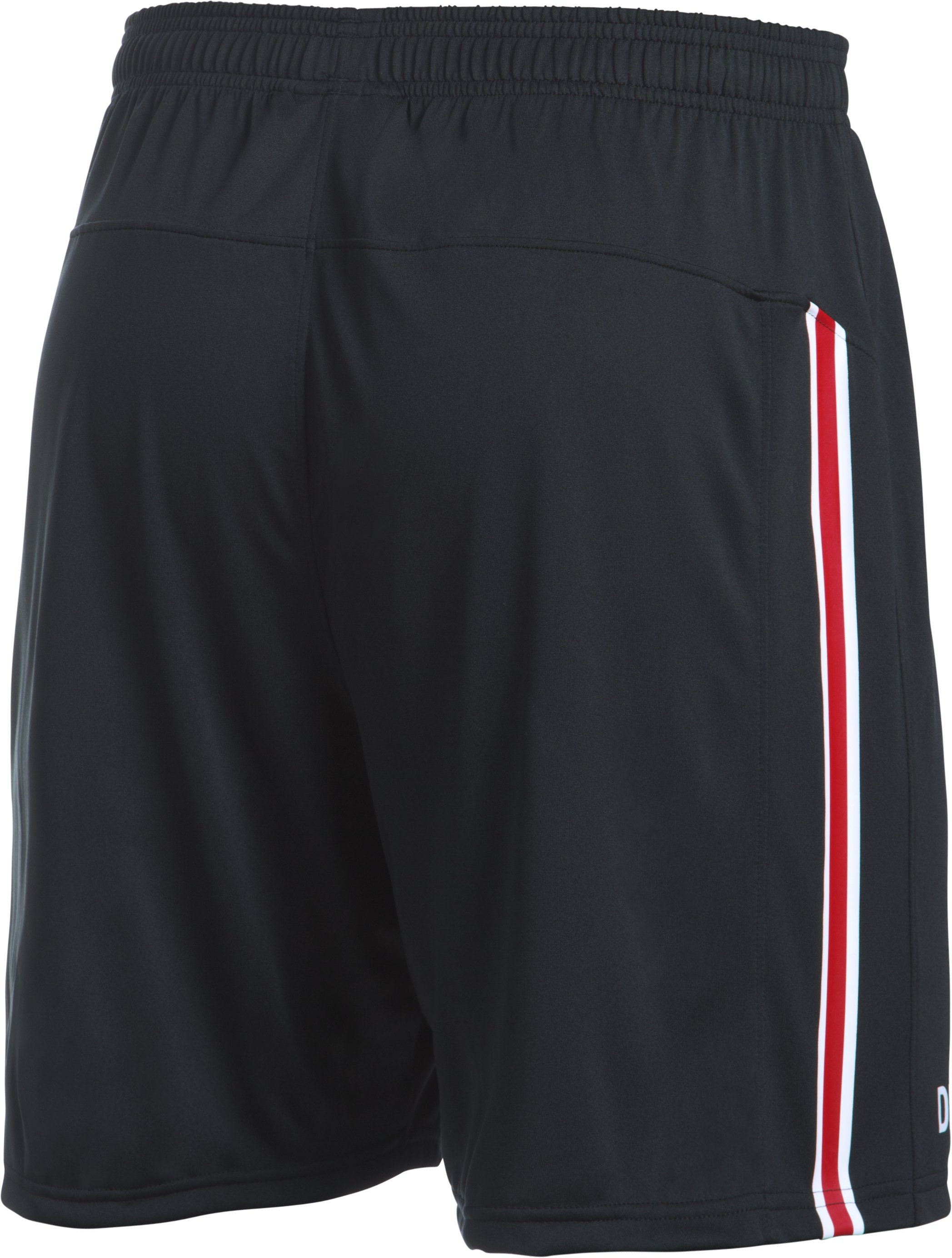 Men's Colo-Colo 16/17 Replica Shorts, Black , undefined