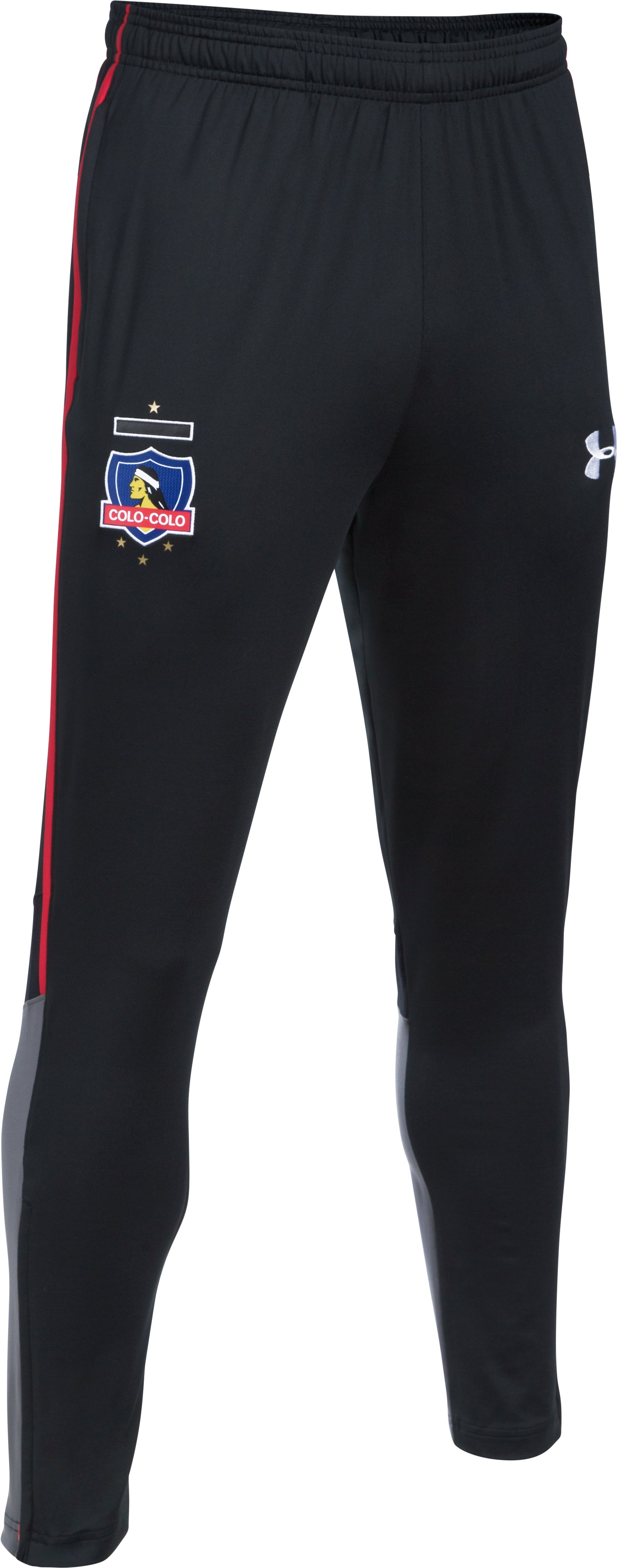 Men's Colo-Colo Training Pants, Black , undefined