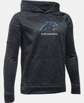Boys' NFL Combine Authentic UA Storm Armour® Fleece Printed Hoodie LIMITED TIME: FREE U.S. SHIPPING 5 Colors $64.99
