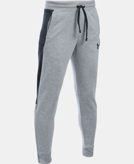 Boys' UA Pursuit Fleece Cargo Pants   $54.99
