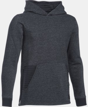 New Arrival Boys' UA Courtside Hoodie  1 Color $64.99