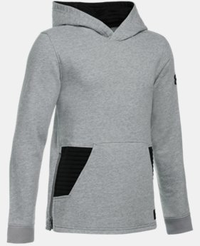Boys' UA Pursuit Hoodie  1 Color $36.99