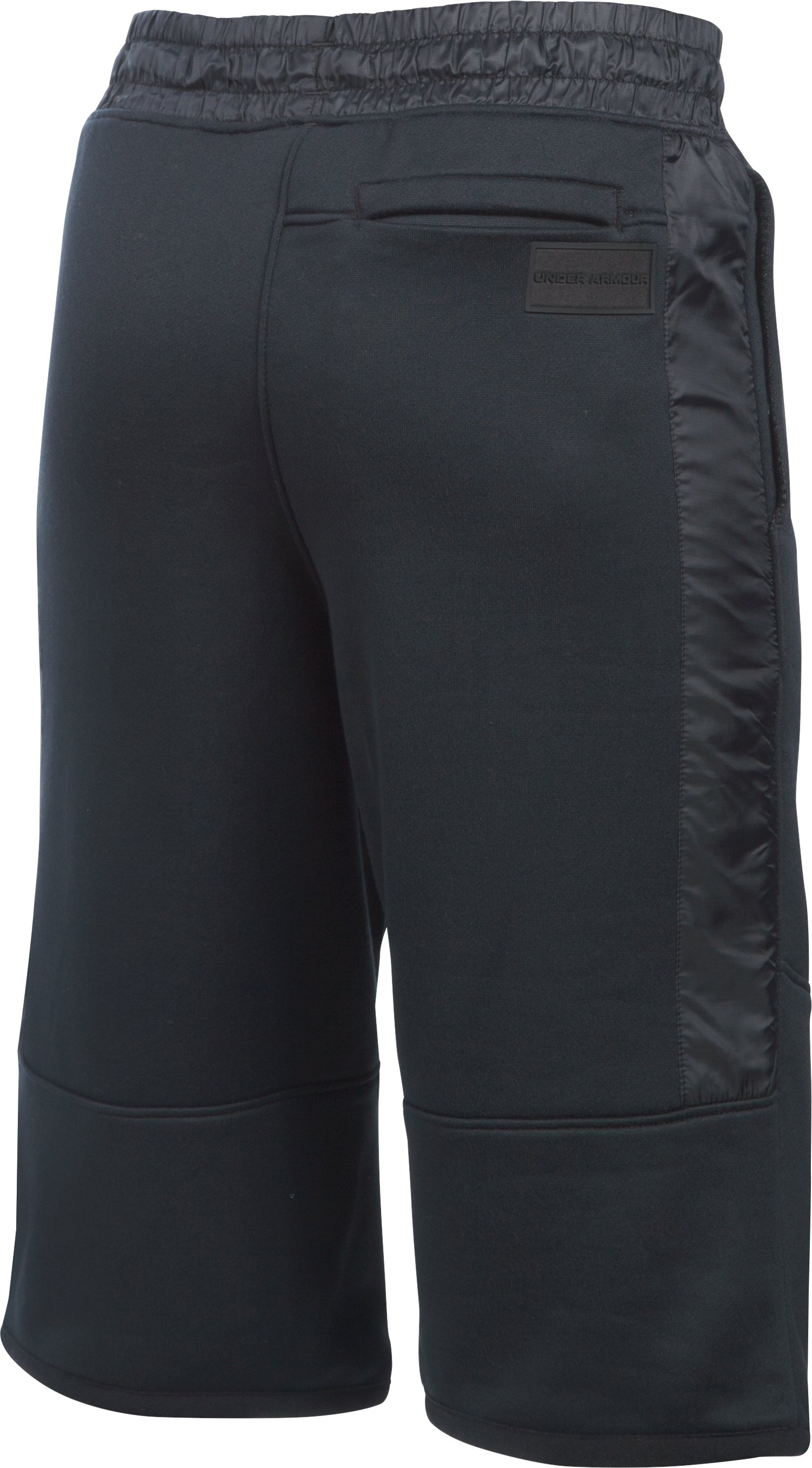 Boys' UA Winners Circle Shorts, Black , undefined