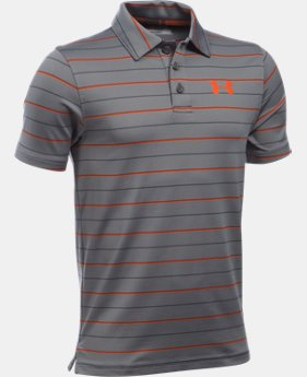 New Arrival Boys' UA Par Polo LIMITED TIME: FREE SHIPPING  $39.99