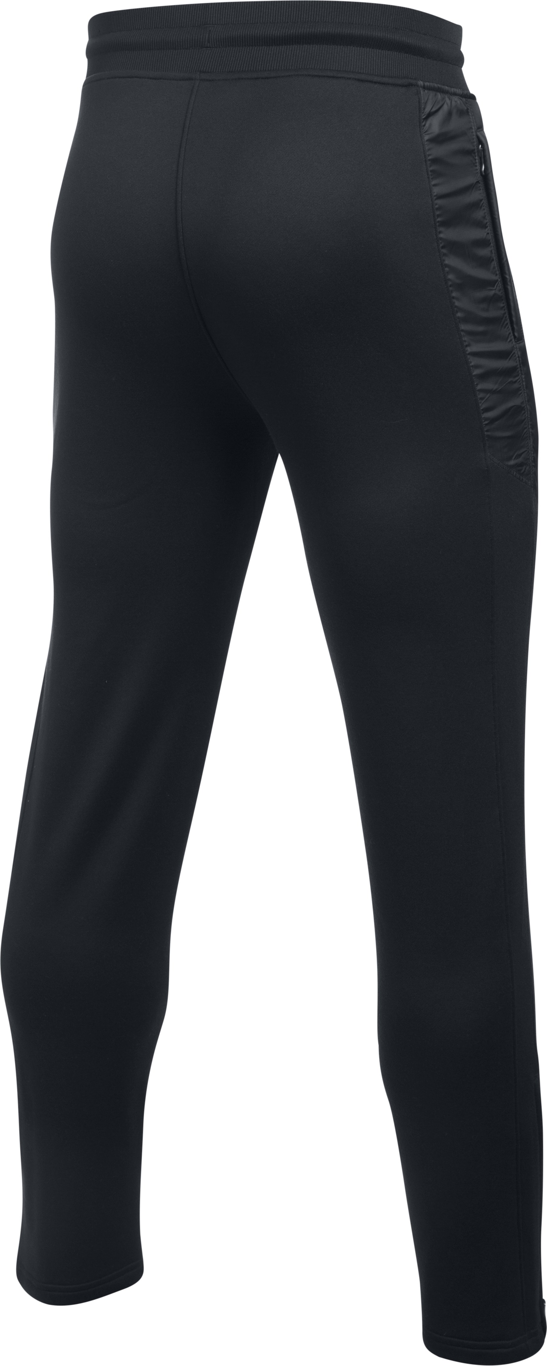 Men's UA Pursuit Lux Pants, Black , undefined