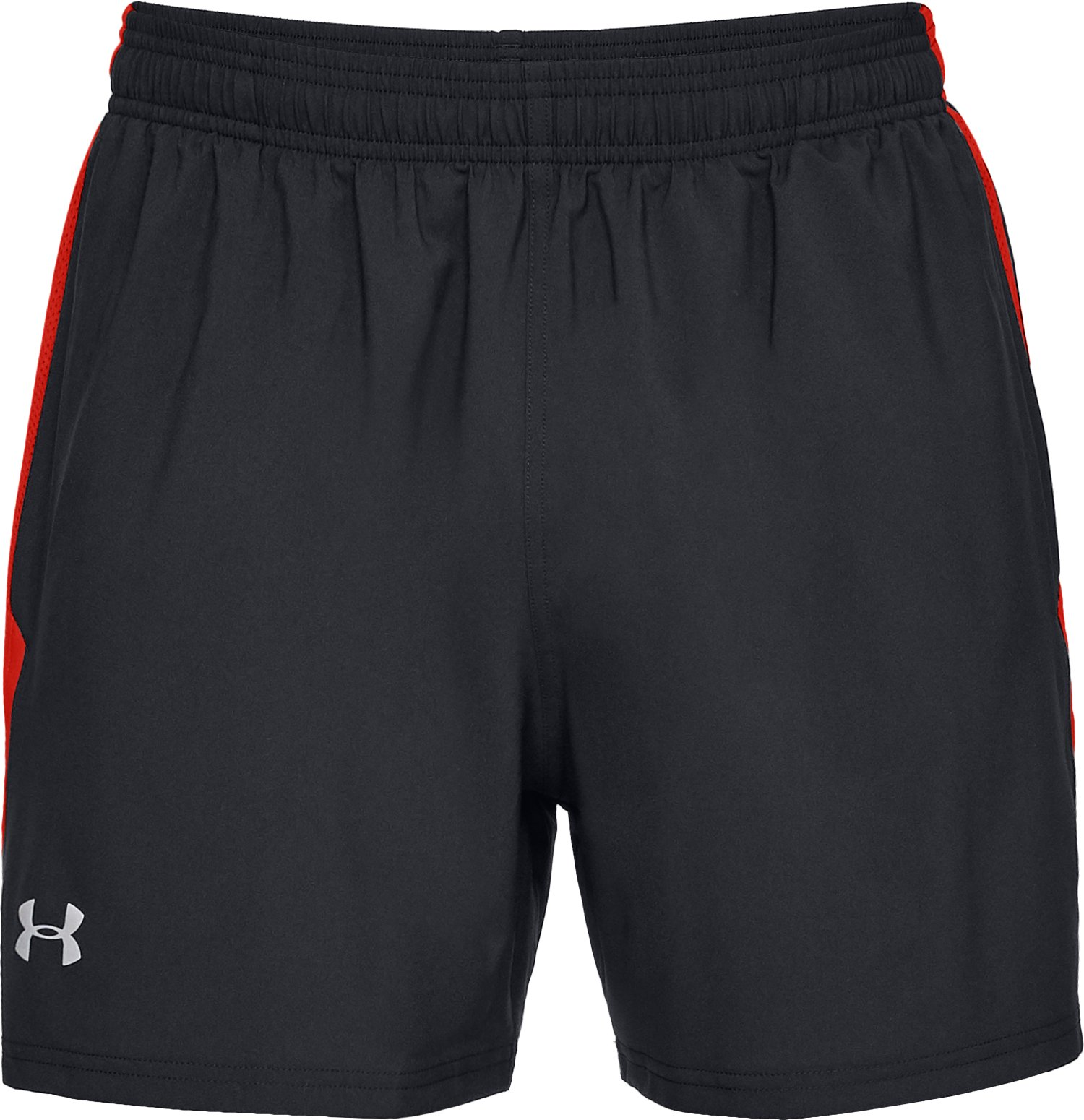 Men's UA Launch SW 5'' Shorts, Black ,
