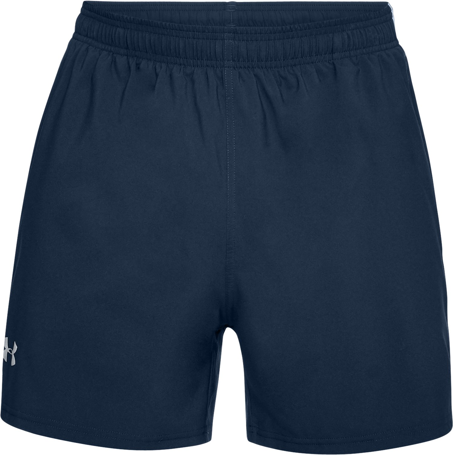 Men's UA Launch SW 5'' Shorts, Academy, undefined