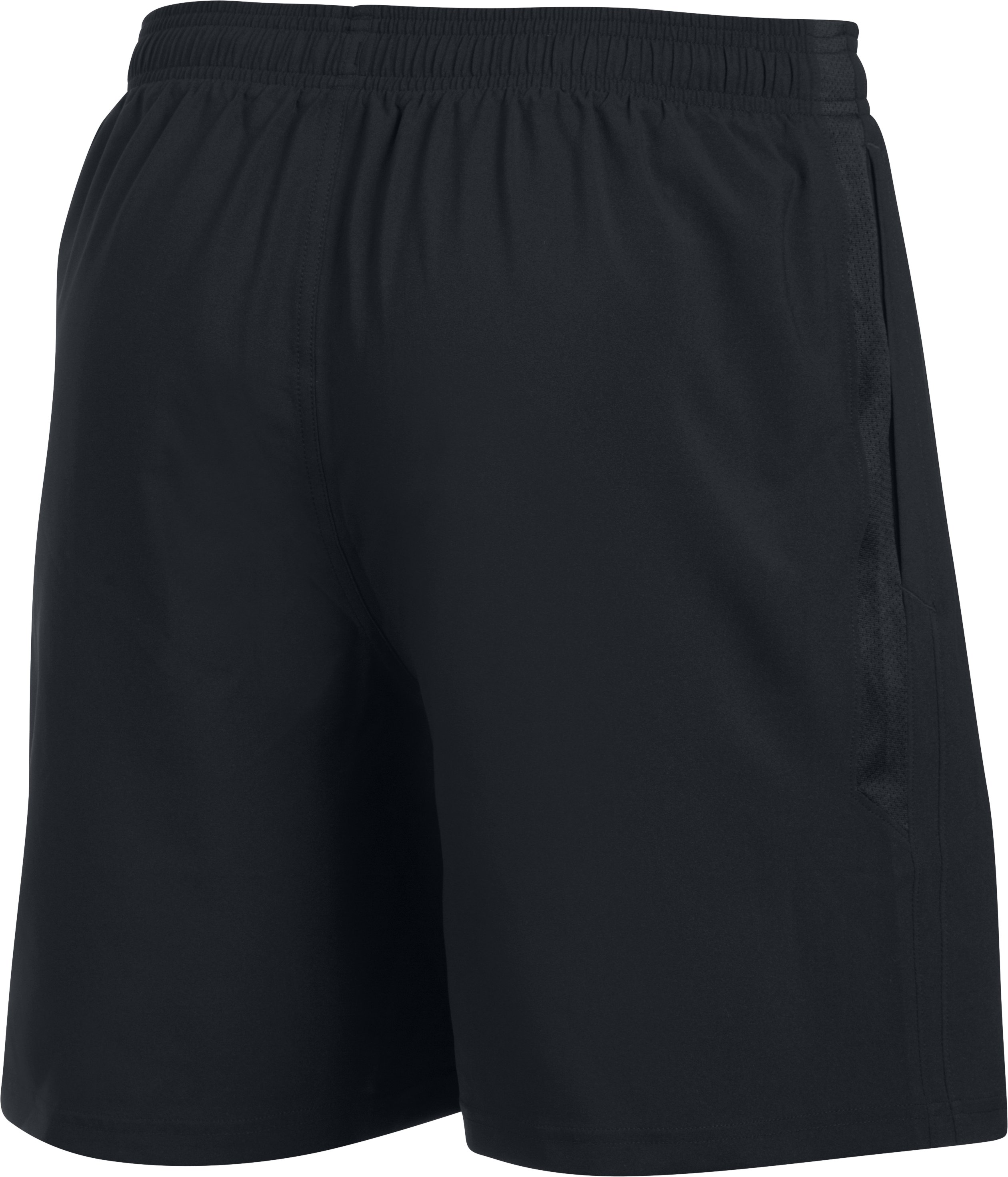 Men's UA Launch SW 7'' Shorts, Black