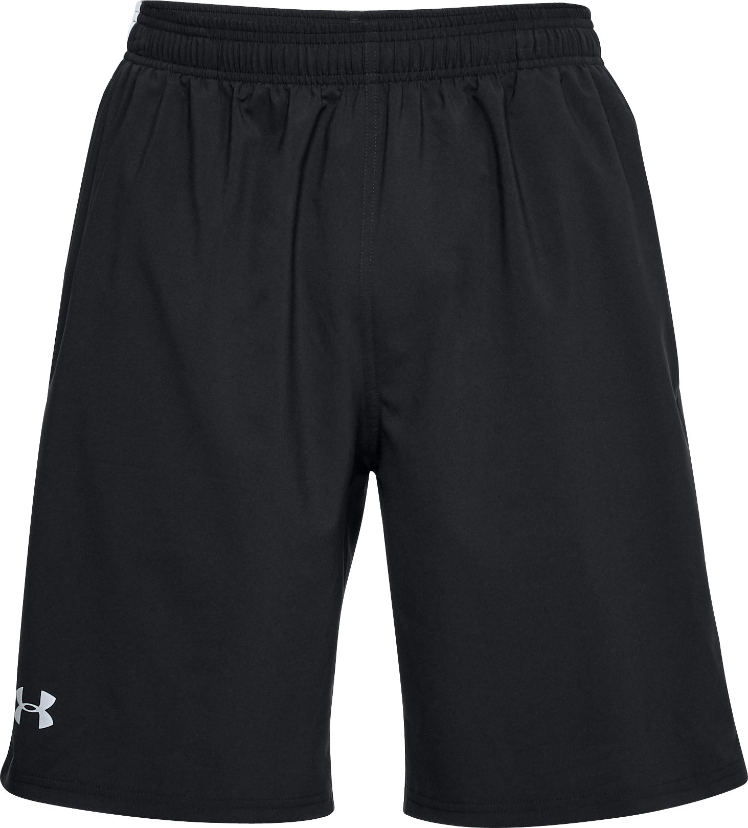 Men's UA Launch SW 9'' Shorts, Black , undefined