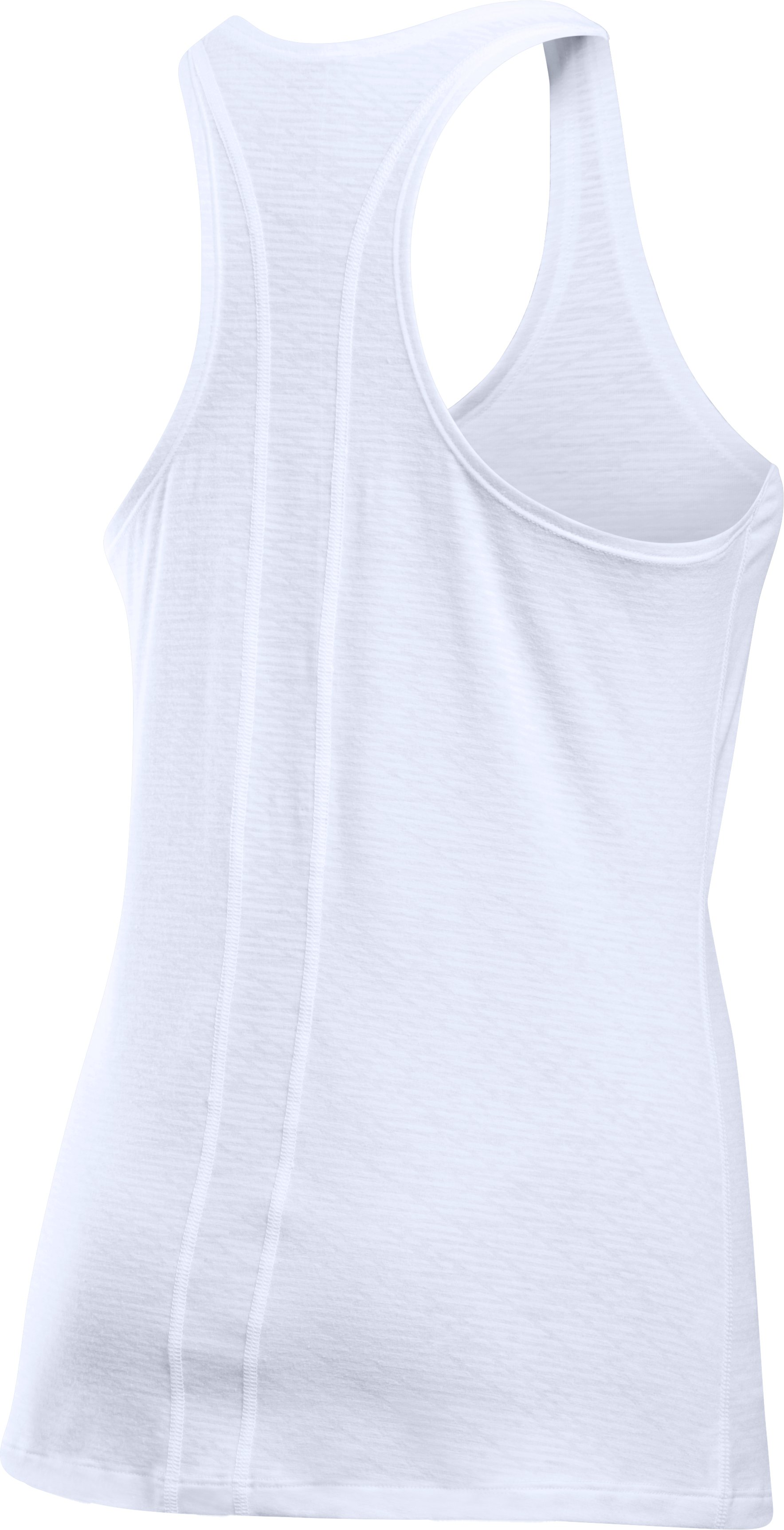 Women's UA Skyward Tank, White,