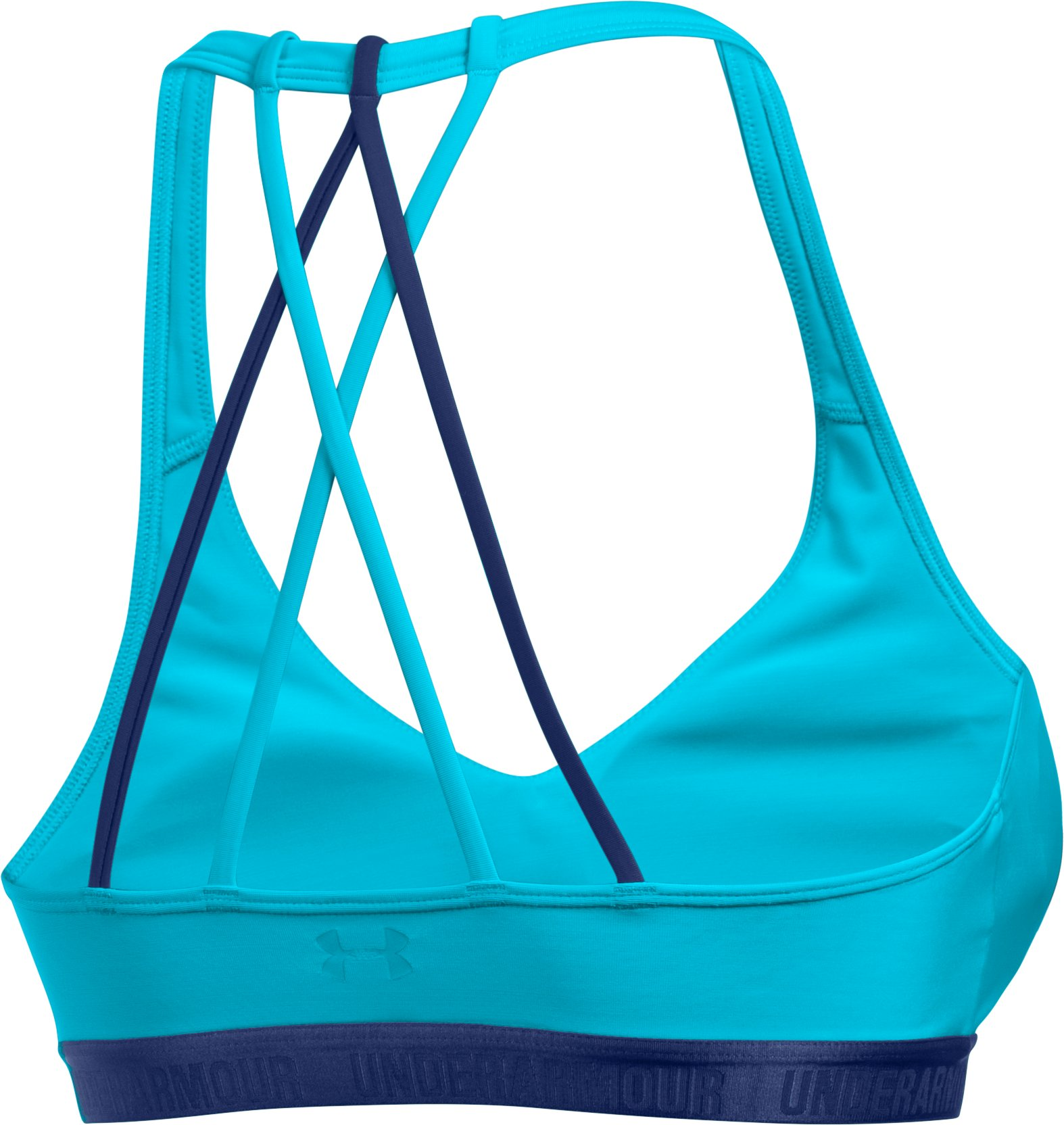 Women's Armour® Strappy, ISLAND BLUES,