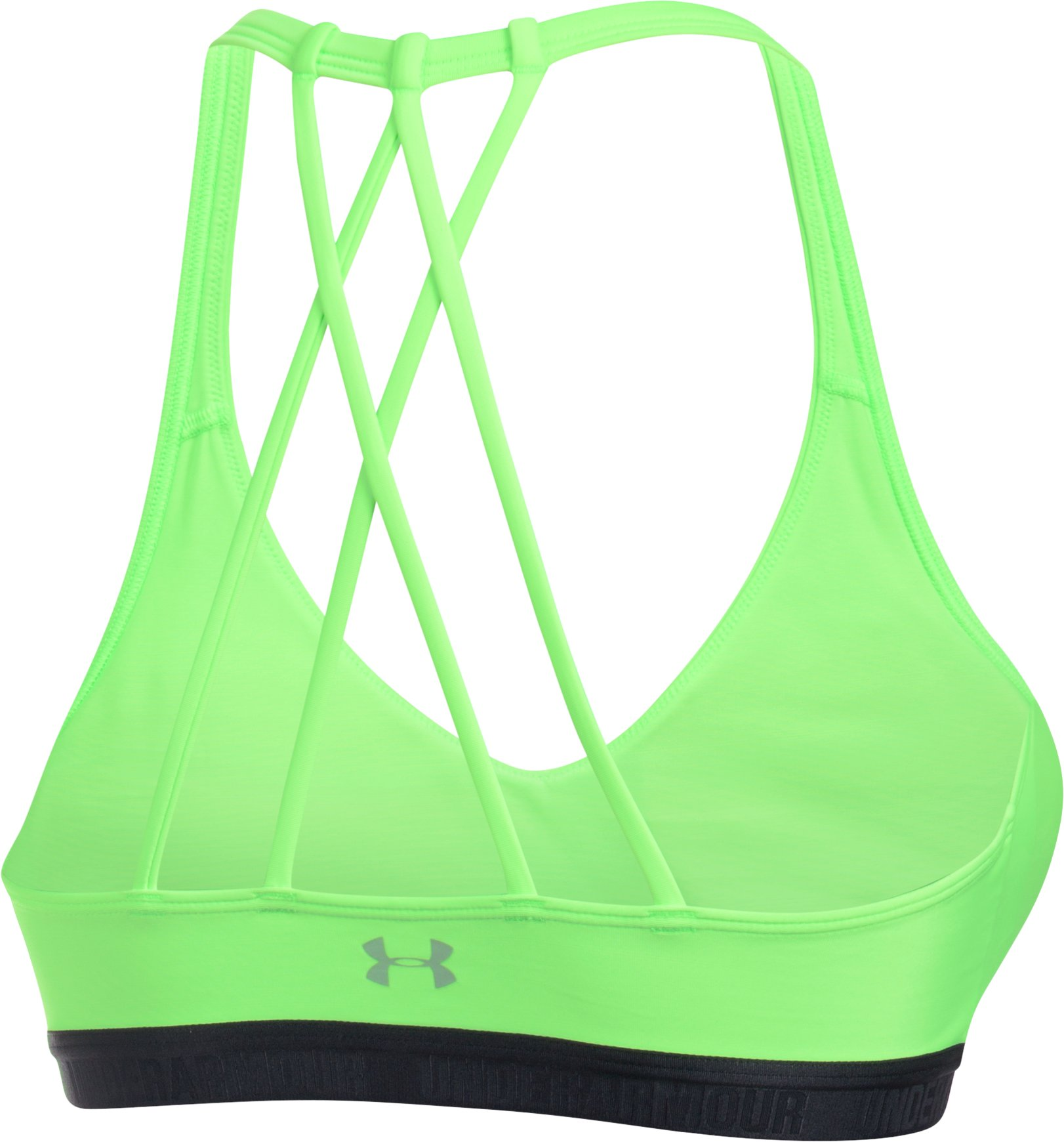 Women's Armour® Strappy, QUIRKY LIME,