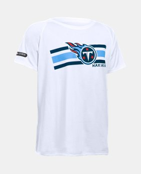 3dae506e2501 Girls  NFL Combine Authentic UA Tech™ Graphic T-Shirt  19.59
