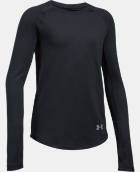 Girls' UA ColdGear® Raglan  2 Colors $25.99 to $33.99