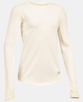 Girls' UA ColdGear® Raglan  1 Color $19.12 to $25.49
