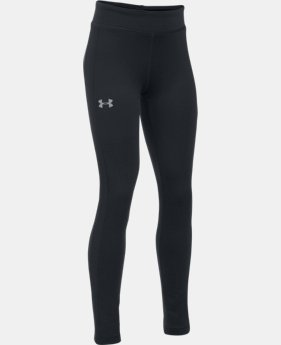 Girls' UA ColdGear® Leggings  1 Color $49.99
