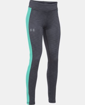New Arrival  Girls' UA ColdGear® Leggings   $59.99