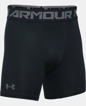 New Arrival  Men's HeatGear® Armour CoolSwitch Compression Shorts  1 Color $39.99