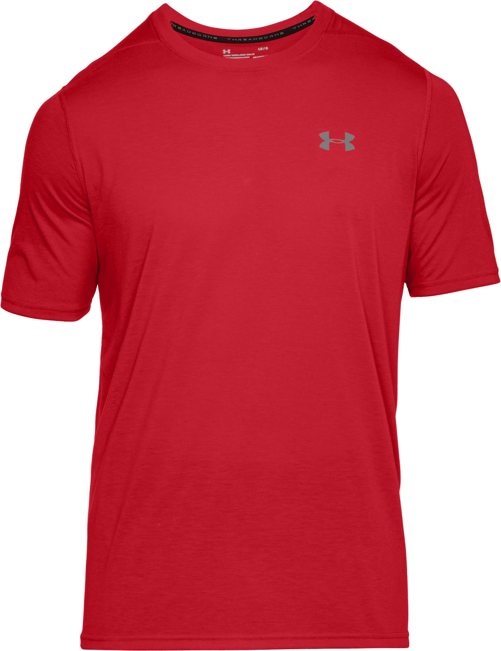 Men's UA Threadborne Siro T-Shirt, Pierce, undefined
