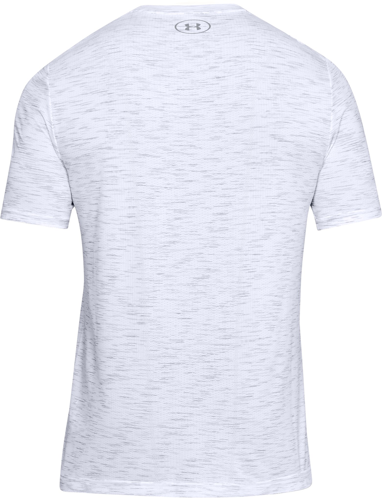 Men's UA Seamless T-Shirt, White,