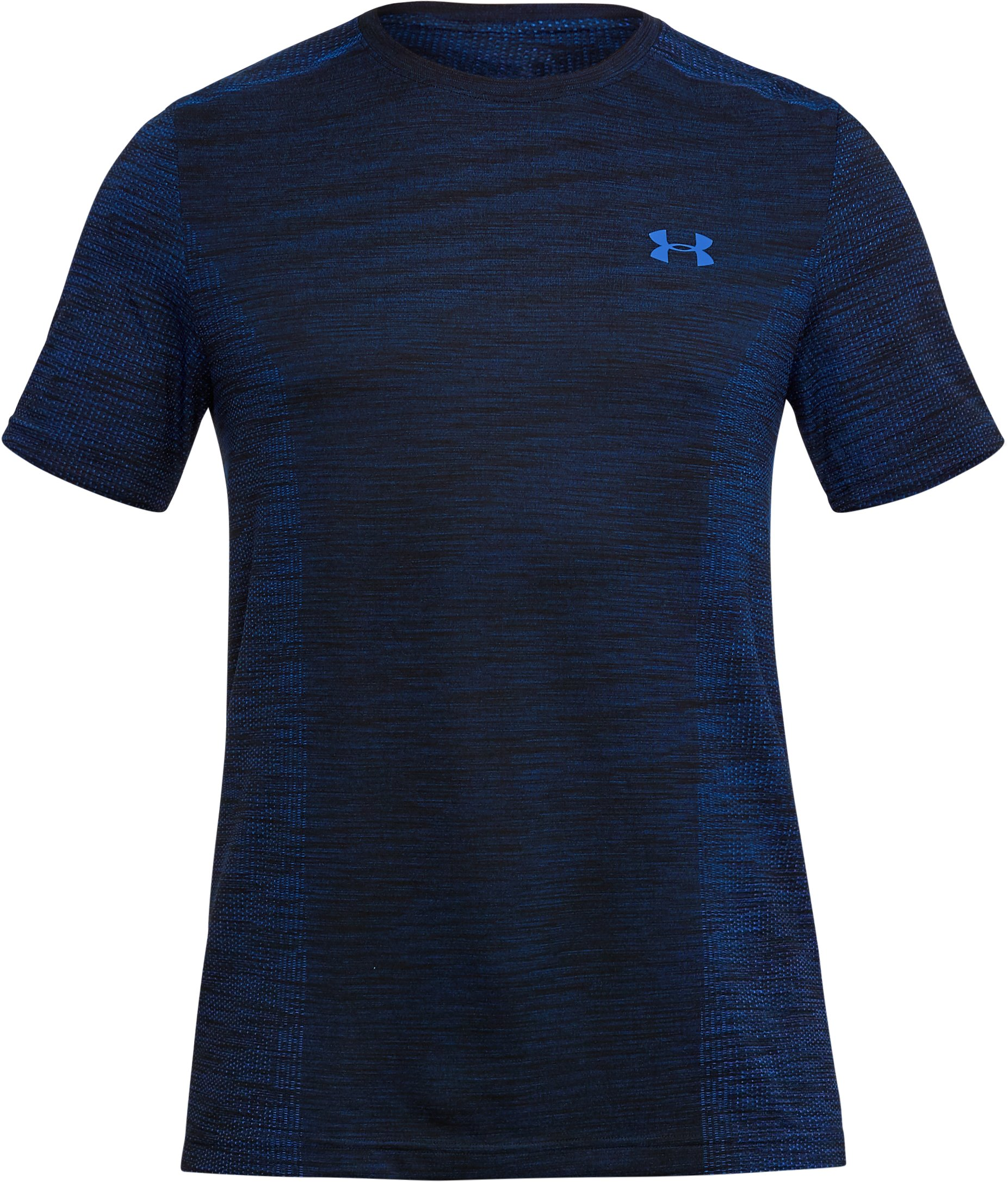 Men's UA Seamless T-Shirt, Mediterranean, undefined