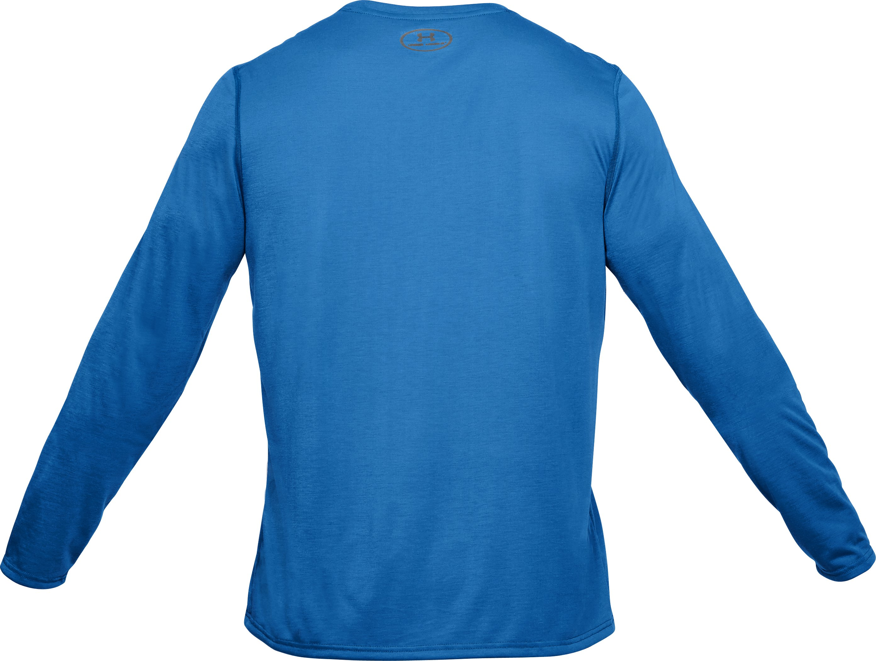Men's UA Threadborne Siro Long Sleeve T-Shirt, Mediterranean,