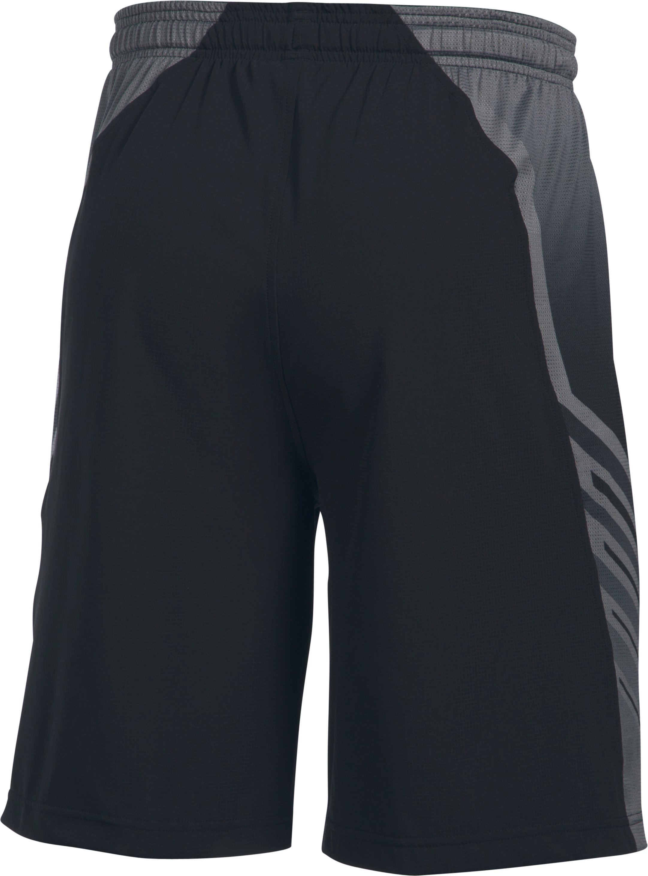 Men's UA SuperVent Shorts, Black