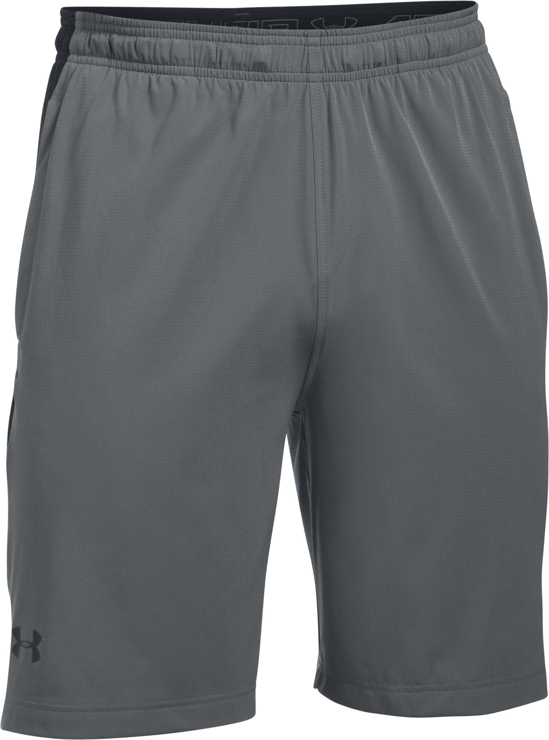 Men's UA SuperVent Shorts, Graphite, undefined