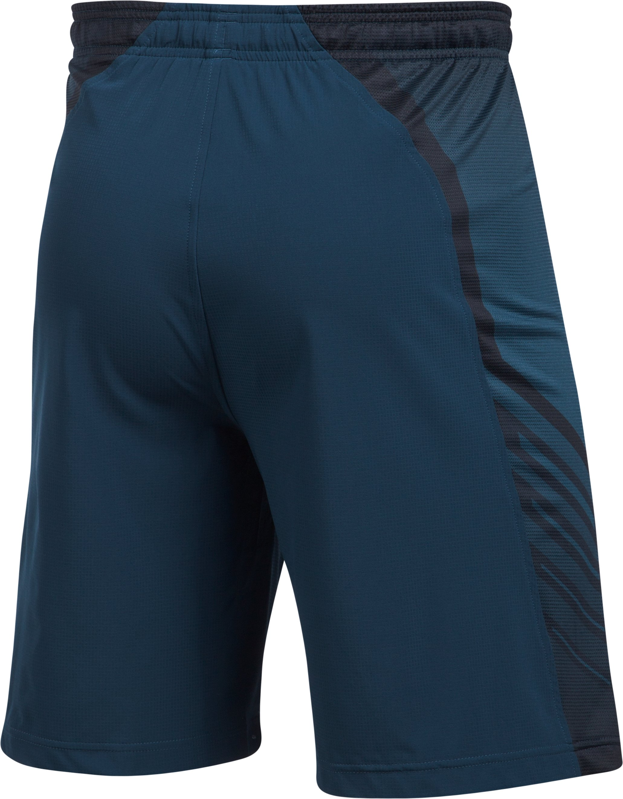 Men's UA SuperVent Shorts, TRUE INK, undefined