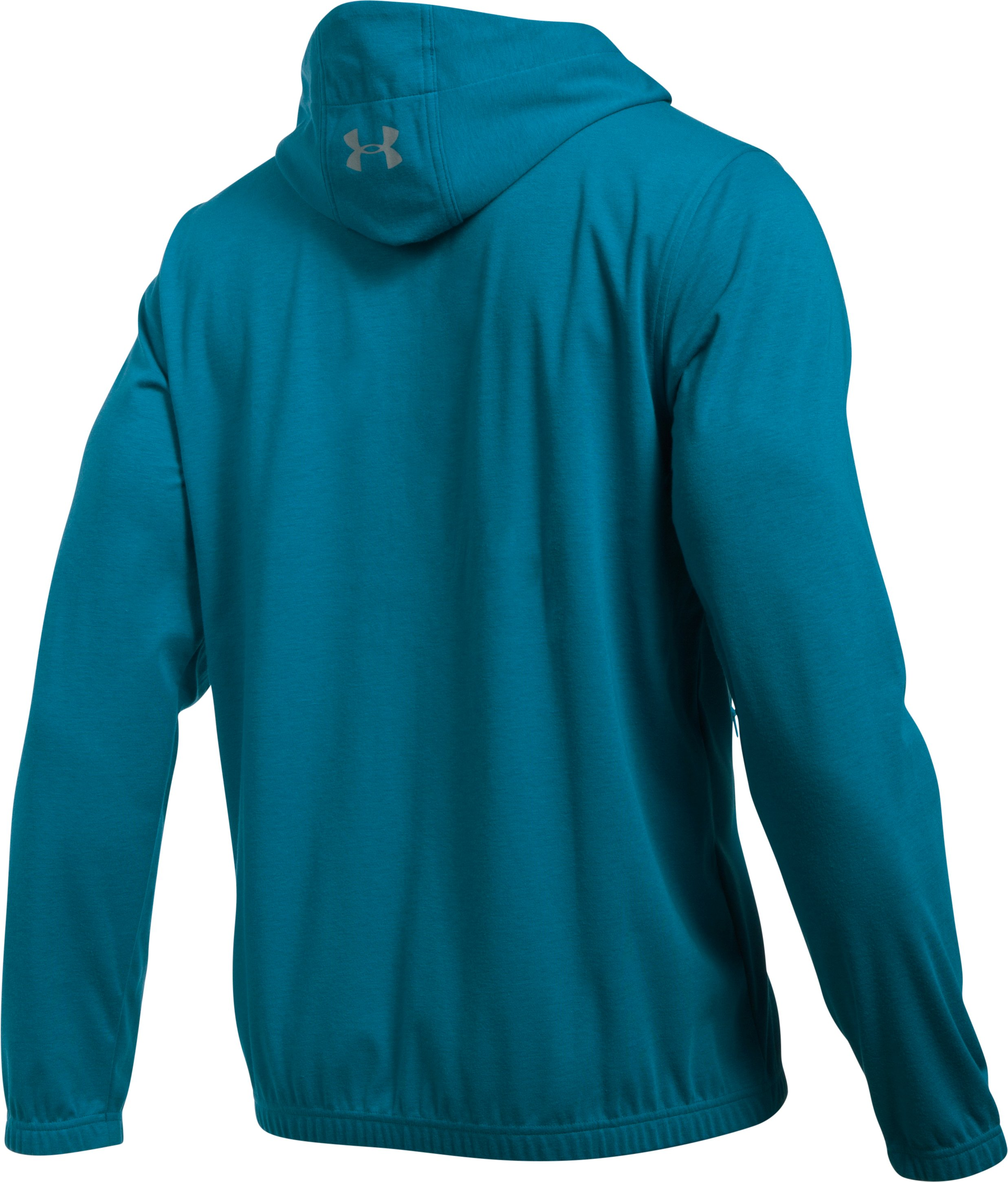Men's UA Lightweight Swacket, BAYOU BLUE, undefined