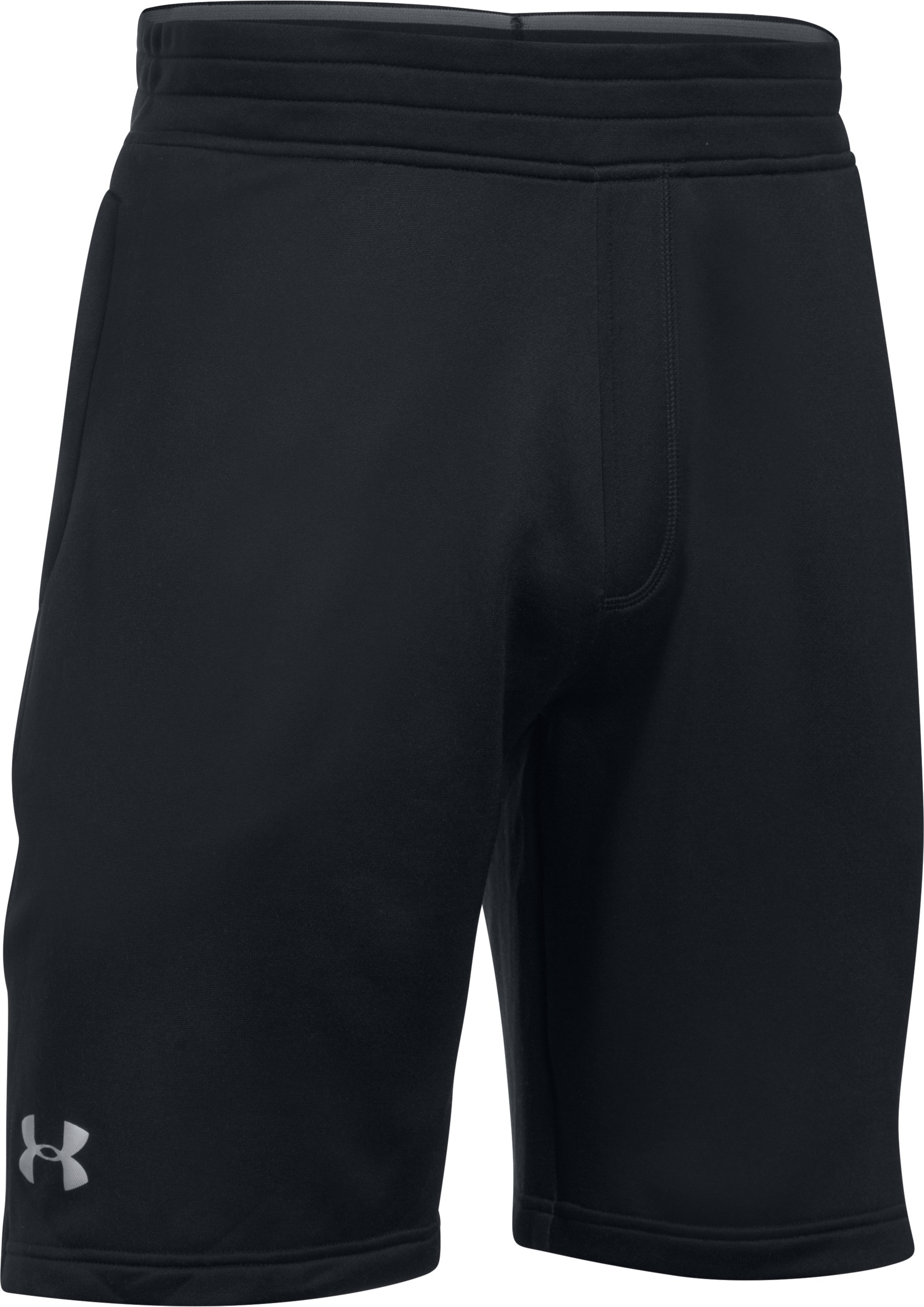 Men's UA Tech™ Terry Shorts, Black ,