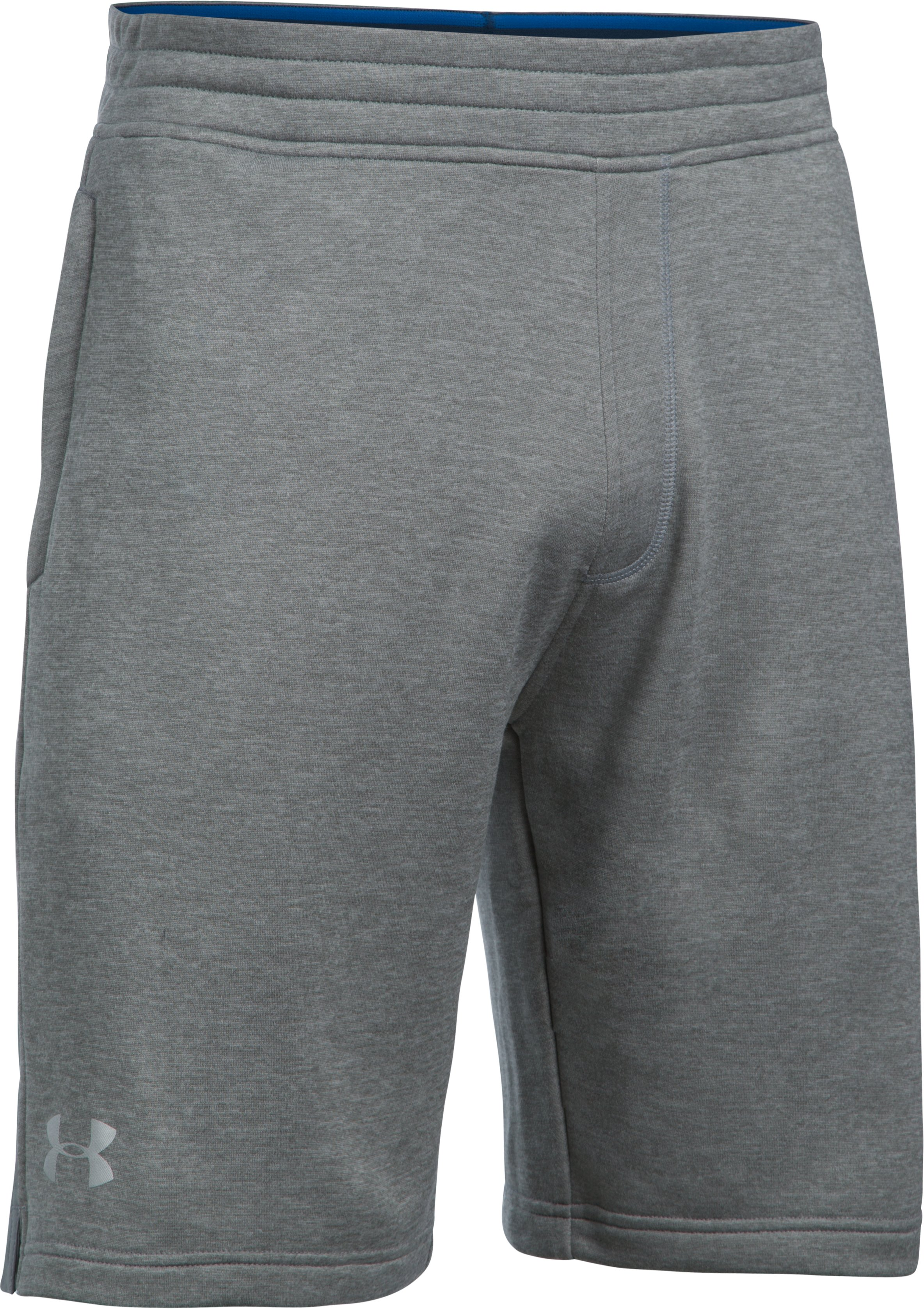 Men's UA Tech™ Terry Shorts, True Gray Heather
