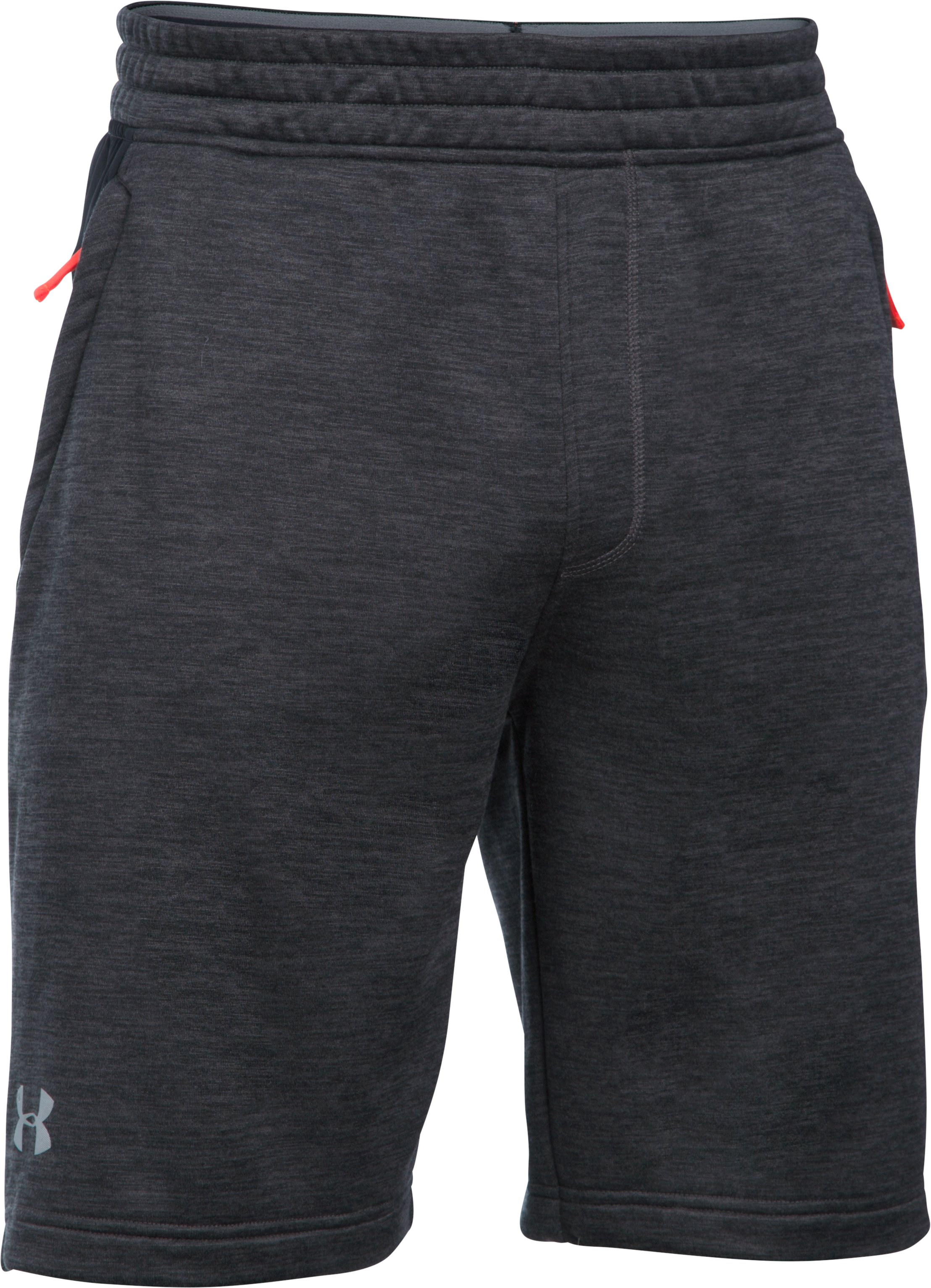 Men's UA Tech™ Terry Shorts, Carbon Heather