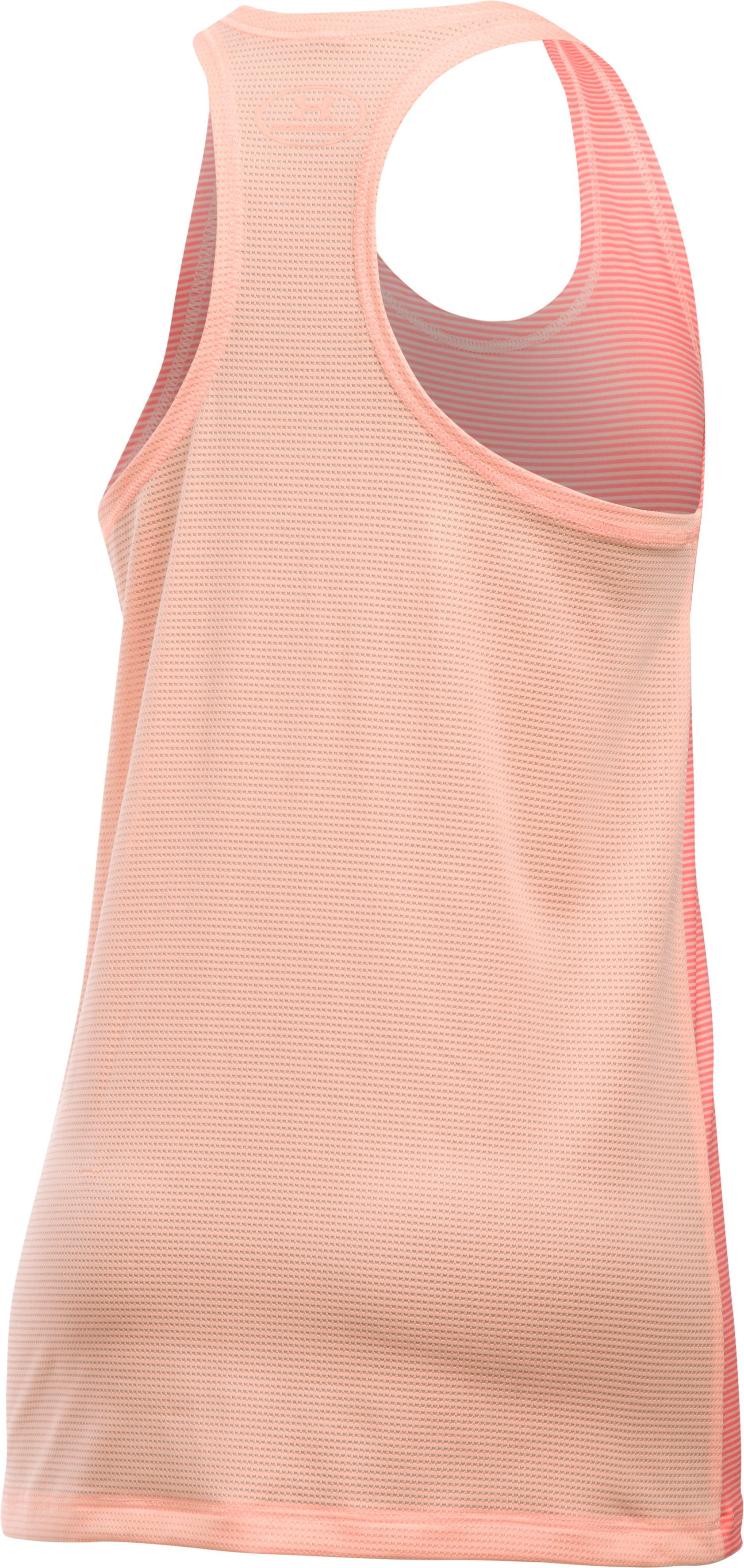 Girls' UA Armour® Tank, LONDON ORANGE
