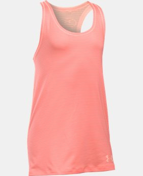 Girls' UA Armour® Tank  1 Color $13.79 to $16.99