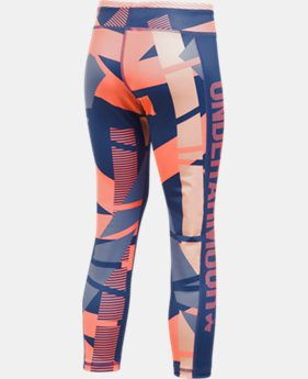 Girls' UA Mix Master Capris  2 Colors $29.99