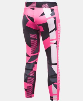 New Arrival Girls' UA Mix Master Capris    $44.99