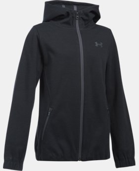 Girls' UA Lightweight Swacket  1  Color Available $53.99