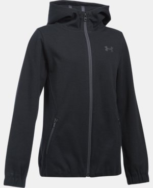 New Arrival  Girls' UA Lightweight Swacket   $104.99