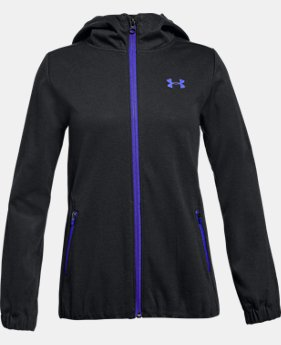 New Arrival Girls' UA Lightweight Swacket  2 Colors $89.99
