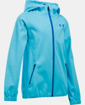 Girls' UA Lightweight Swacket  3 Colors $50.99