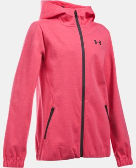 Girls' UA Lightweight Swacket LIMITED TIME: 25% OFF 1 Color $67.49
