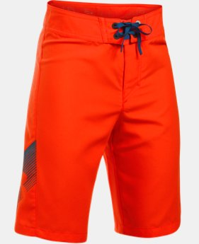 Boys' UA Rigid Boardshorts  1 Color $20.99