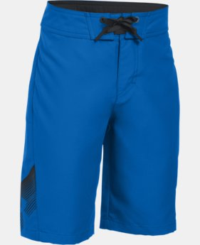 Boys' UA Rigid Boardshorts  4 Colors $26.99