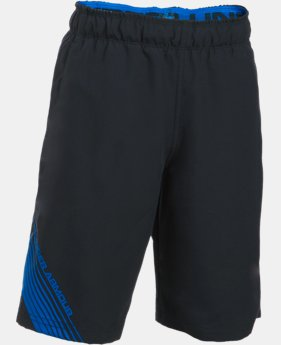 Boys' UA Volley Boardshorts  1 Color $26.99