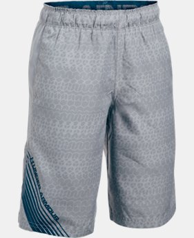 Boys' UA Volley Boardshorts  1 Color $20.99