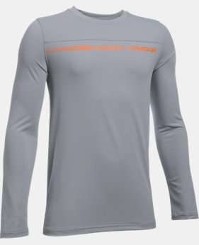 Boys' UA The 50 Long Sleeve  1 Color $26.99