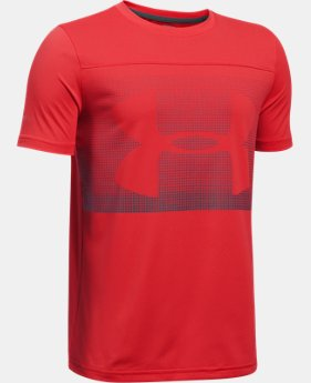 Boys' UA The 50 Short Sleeve  1 Color $26.99