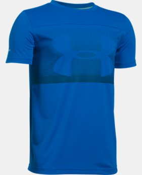 Boys' UA The 50 Short Sleeve  1 Color $22.99