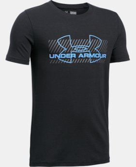 Boys' UA Graphic T-Shirt  1 Color $13.99